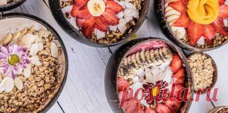 Что такое смузи - боул и 7 причин, которые влюбили меня в это блюдо на Бали | Отпуск Forever | Яндекс Дзен