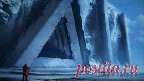 База 211 параллельная Вселенная нацистов в Антарктиде