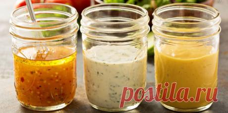 Заправка для салата: что чем заправлять. Срочно замените майонез этими соусами! Разнообразить салаты и сделать их вкуснее и полезнее невероятно легко с помощью специальной заправки для салатов.