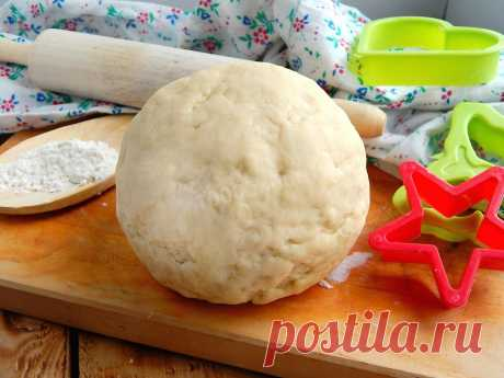 Песочно дрожжевое тесто рецепт с фото пошагово - 1000.menu
