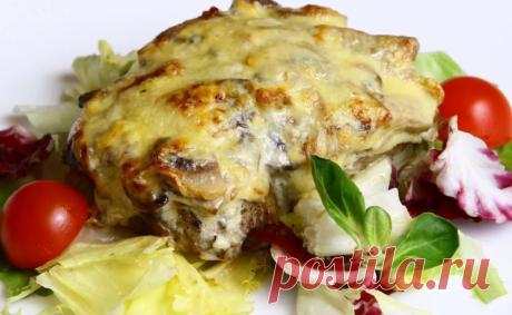 Мясо по-капитански в духовке — Sloosh – кулинарные рецепты