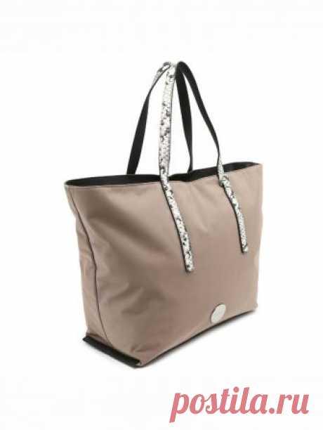 Женская сумка Calvin Klein Jeans цвет бежевый за 6 799 Р