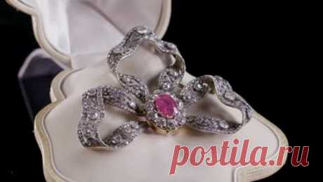 РОСКОШНЫЕ бриллианты НЕПРОЩЁННОЙ королевы