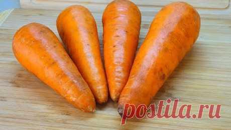 Без Чеснока и Майонеза! 3 Гениальных салата из Обычной Моркови / как похудеть мария мироневич