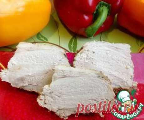 """Свинина-буженина """"Бутербродная"""" - кулинарный рецепт"""