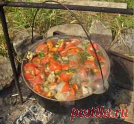 Хашлама - пошаговый рецепт с фото