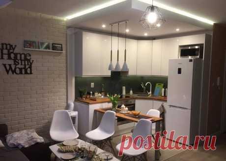 Дизайн квартиры-студии — фото новейших проектов! |
