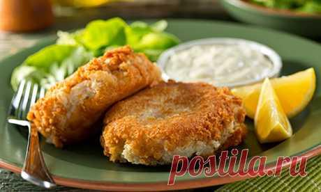 Неимоверная вкуснота рыбные котлеты! Этот рецепт - что то особенное! Кушать одно наслаждение! | Поварёша | Яндекс Дзен