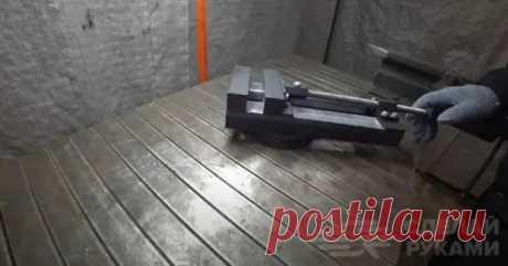 Простые тиски с магнитным креплением из подручных материалов - Сделай своими руками на МирТесен - медиаплатформа МирТесен