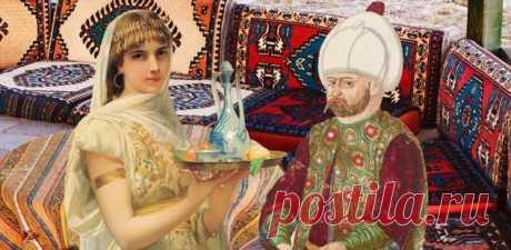 У Османа — сыто-пьяно: что ели султаны и их гарем | Краше Всех