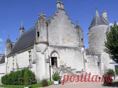 Замок Лош, Франция — Путешествия