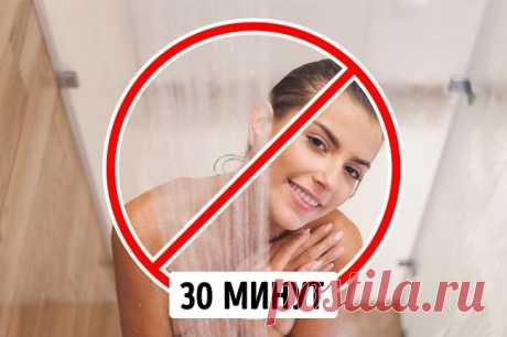 5 вещей, которые не стоит делать сразу после еды - Женские советы