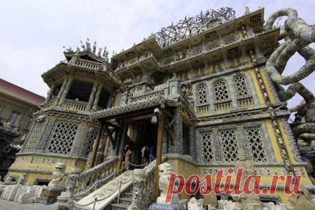 Фарфоровый дворец в Тяньцзине - Путешествуем вместе