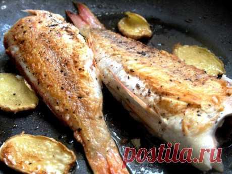 Совет для приготовления рыбы! — Полезные советы