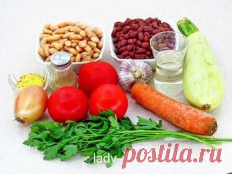 Овощное рагу с кабачком, рецепт | Простые рецепты с фото