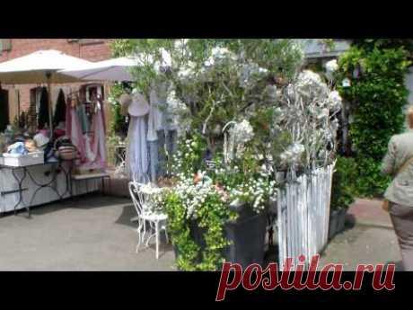 Беврон-ан-Ож - самая красивая деревня Франции. Нижняя Нормандия