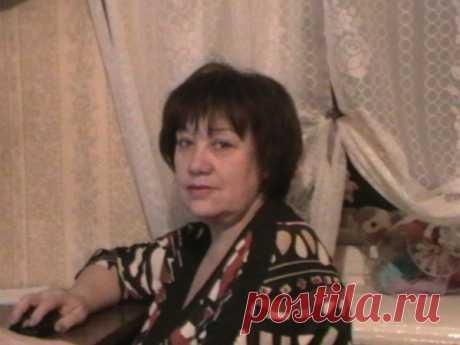 Галина Шашкина