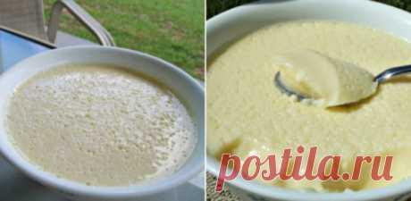 Умопомрачительный воздушный десерт всего за 5 минут! Если вы где-либо пробовали или даже сами готовили баваруа (баварский крем), наверняка... Читай дальше на сайте. Жми подробнее ➡