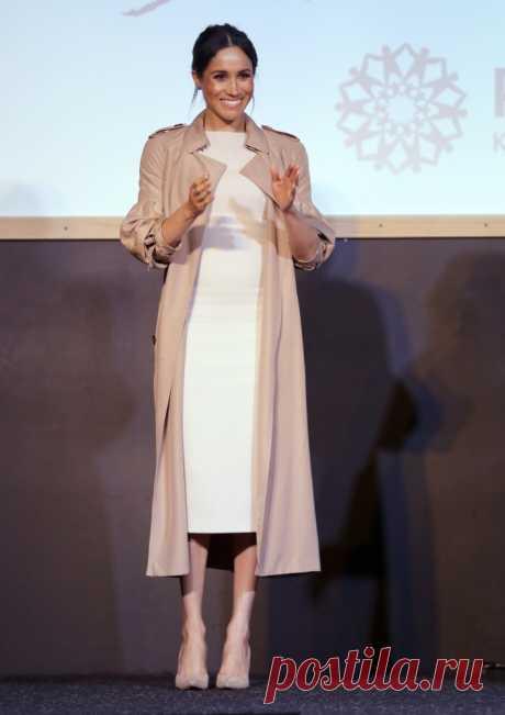Сайт ювелирного бренда ломался дважды: Меган Маркл, сама того не осознавая, вызвала огромный ажиотаж своим украшением | Краше Всех