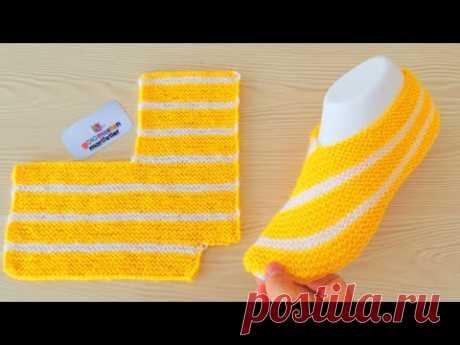 Супер легкие женские пинетки модель / вязаные женские пинетки носки