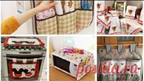 Наводим порядок на кухне с помощью швейных органайзеров   Рукодельный причал   Яндекс Дзен