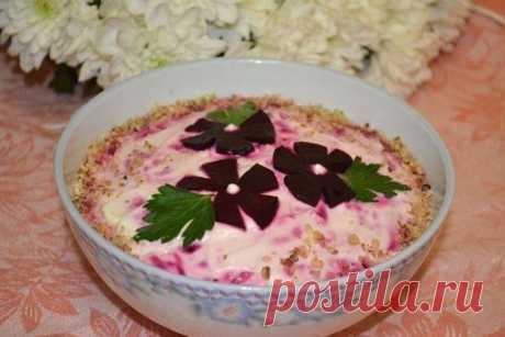 Салаты со свеклой - 20 простых и вкусных рецептов