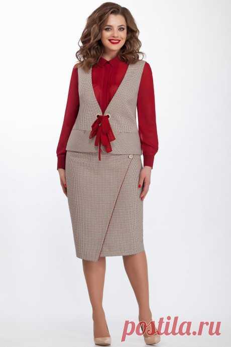 комплект юбка блузка для полных - Поиск в Google