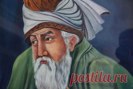 20 citas de Rumi, que le harán sentir el amor — los hechos Interesantes