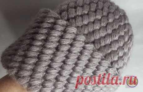 Нашла на зарубежном сайте по рукоделию шикарную шапку. Связала себе. Получилась красивая, но должна была выглядеть по-другому | МОЙ СТИЛЬ | Яндекс Дзен