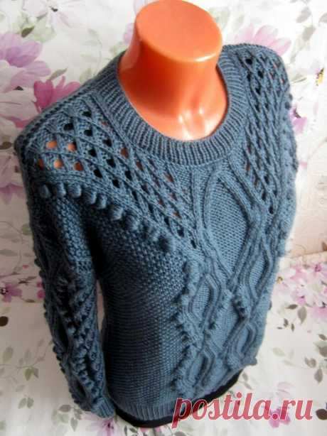 пуловер   Записи в рубрике пуловер   Дневник Мармеладка
