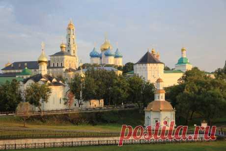 Los monasterios de Rusia