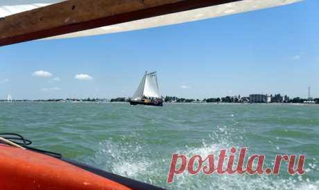 На воде... И скорость, и брызги - 26 Августа 2016 - Персональный сайт