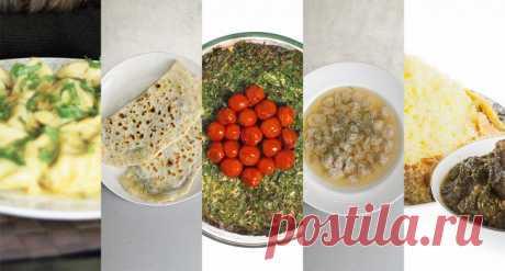 10 рецептов азербайджанской кухни – «Еда»