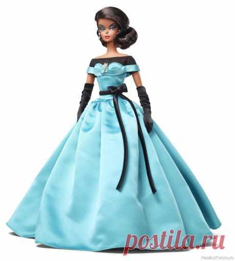 Фасоны бальных платьев для кукол | Интересные идеи для вдохновения