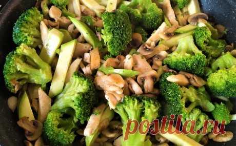3 рецепта вкусных блюд из курицы с брокколи | Поделки, рукоделки, рецепты | Яндекс Дзен