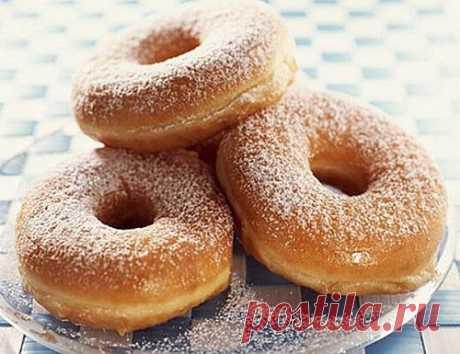 Смачнезні пончики в духовці! Без зайвого жиру, з найпростіших продуктів! Ще більш пухкі і смачні! — INFO LIFE
