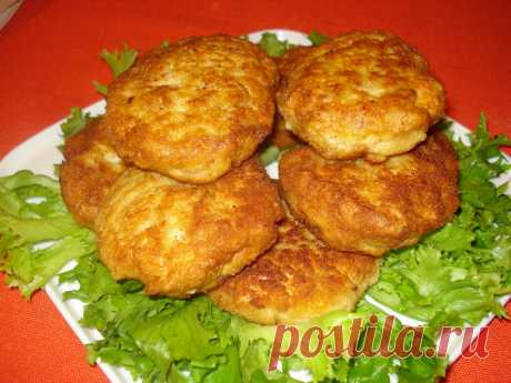 Those pozharsky cutlets sung by Pushkin! \u000d\u000aGentle inside, with a ruddy crust moreover also prepare quickly.\u000d\u000a\u000d\u000aThis recipe is descended in my family. Still my great-grandmother treated me with these extraordinary tasty cutlets and told is …