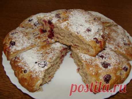 Быстрый пирог к завтраку рецепт с фото