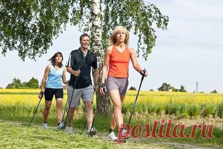 Скандинавская ходьба – это не развлечение, а вполне серьезный вид  фитнеса для укрепления здоровья и для похудения.  Польза Скандинавской  ходьбы огромна! Существует спортивная ходьба – об этом виде спорта все  знают. Но Скандинавская ходьба с палками – это нечто особенное. Причины популярности Скандинавской ходьбы:  Можно заниматься в любое время года на свежем воздухе, даже зимой. Доступный вид фитнеса для людей всех возрастов.  Эффективный метод похудения.