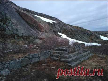 Самые древние пирамиды на планете находятся в России