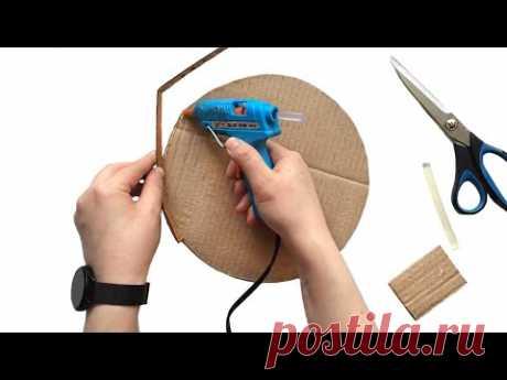 DIY: 9 Идей Декора для Стен | Поделки из Бумаги и Картона
