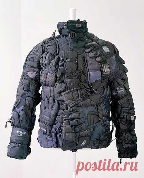 Куртка из лыжных перчаток Maison Martin Margiela / Перчатки и варежки / ВТОРАЯ УЛИЦА