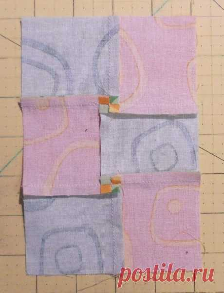 Блоки из 4 и 9 квадратов (4-Patch и 9-Patch)