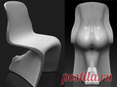 """кресло для """"дам"""" и """"не дам"""""""