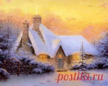 Томас Кинкейд Christmas: 11 тыс изображений найдено в Яндекс.Картинках
