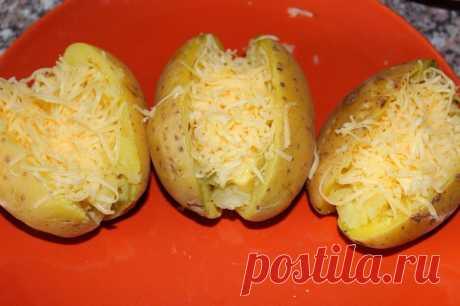Крошка-картошка в микроволновке за 10 минут - запись пользователя Svetlana (id1867703) в сообществе Кулинарное сообщество в категории Рецепты для СВЧ - Babyblog.ru