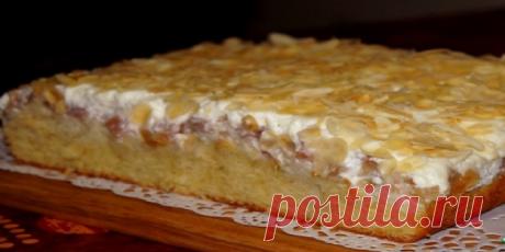 Юлькин пирог… боже мой, какая же это вкуснятина! За кусочек этого пирога, настоящий гурман отдаст все!