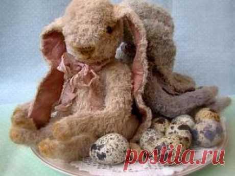 Зайки Милый зайка к Новому году! Выкройкой Софии Воробьевой    *******************************************************************************