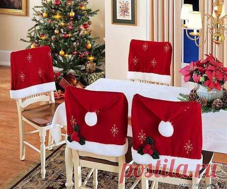 чехлы на стулья - Самое интересное в блогах