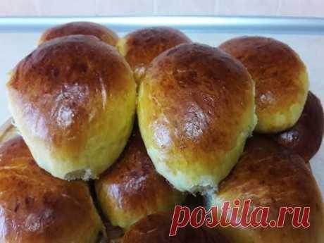 НЕЖНЫЕ домашние пирожки в духовке с творогом на СЫВОРОТКЕ тесто ка ПУХ !!! выпечка рецепты